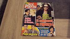 Magazine Ici Paris n°3496 - 4 au 10 juillet 2012