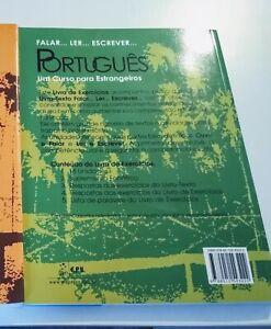 Falar, Ler, Escrever, Portugues Text: Um Curso Para Estrangeiros by Samira...