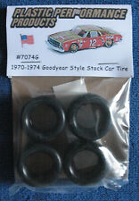 Plastic Performance Products 1/25 1970-74 Goodyear Stock Car Tires Sealed Pkg