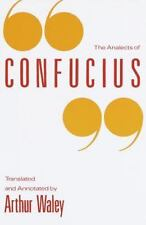 The Analects of Confucius: By Waley, Arthur