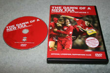 The Dawn Of A New Era Liverpool 3 Olympiacos 1 DVD
