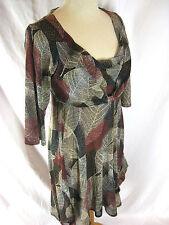 Motto Size 12 Multicoloured Casual Dress