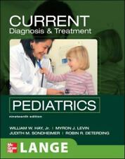 Current Pediatric Diagnosis and Treatment-ExLibrary