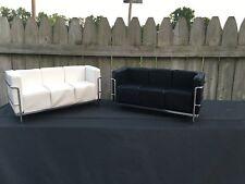 Bjd 1/4� Horsman Urban Environment 16� Modern Sofa Black ( Black )for Doll house