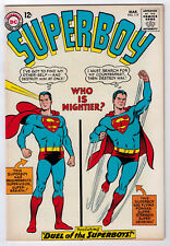 Superboy #119 7.0 Higher Grade 1965 Off-White Pages