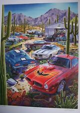 PONTIAC FIREBIRD TRANS AM ART 1967 1968 1969 1970 1971 72 FORMULA 350 400 455 HO