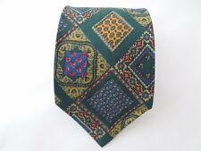 VISMARA SILK TIE SETA CRAVATTA MADE IN ITALY  7543