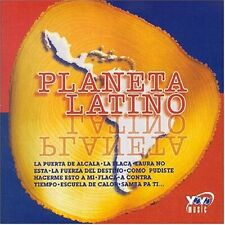 Planeta Latino, Vol. 1 (CD)