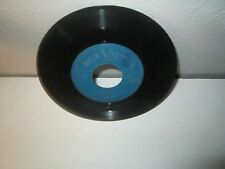 FONTANE SISTERS - I GET BLUES WHEN IT RAINS / COLD HEART rare 45 rpm Vinyl vg