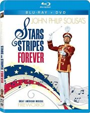 Stars and Stripes Forever [2 Discs] [Blu (2011, REGION A Blu-ray New) BLU-RAY/WS