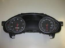 Audi a6 4g allroad c7 FSI fis High velocímetro cluster combi instrumento 4g9920900d t145