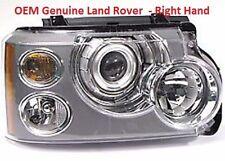 RANGE ROVER 06-09 HEADLIGHT HEADLAMP PASSENGER SIDE RH XBC501282LPO GENUINE NEW