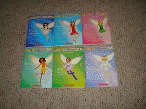 RAINBOW MAGIC--The Jewel Fairies by Daisy Meadows-Volumes 1,2,3,4,5,and 7