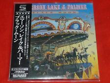 Black Moon by Emerson, Lake & Palmer (CD, Jun-2010, JVC Japan) SHM CD