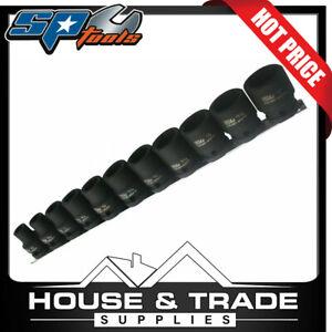 "SP Tools Impact Socket Rail Set 11 Piece 1/2"" Drive 6PT SAE Imperial SP20351"