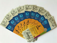 x9 Ticket 2004 Olympic Athens FIELD HOCKEY Final Full Ticket-unused NEW RARE