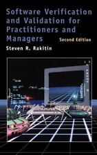 Software Verification and Validation for Practitioners and Managers by Steven...