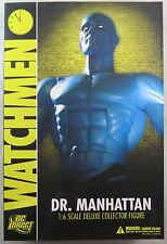 DC Direct 1/6 Watchman Dr Manhattan Deluxe Collector Figure