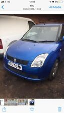 SUZUKI SWIFT 1.3 2007 3door Blue Colour  Breaking all parts availabl Nut 4.99