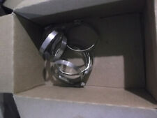 10 #52 Stainless Hose Clamps