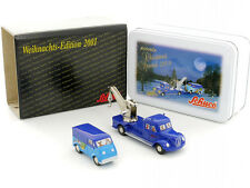 Schuco 05205 Piccolo Weihnachts-Edition Magirus DKW Special 2001 OVP 1211-08-11