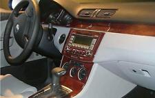 VOLKSWAGEN VW PASSAT INTERIOR WOOD DASH TRIM KIT SET 06 2007 2008 2009 2010 2011