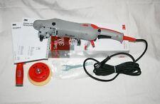 3M 64392 Poliermaschine + 09552 Stützteller 125mm + Zubehör NEU & OVP