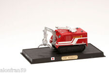 Fire Engine ROBOT RAINBOW 5 1:43 Delprado Diecast - Feuerwehr CBO018