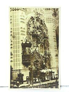 Rare Tina Modotti Signed & Stamped Miniature Photograph