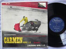 Bizet Carmen & L'Arlesienne Suites No 1 & 2 Rodzinski LP Westminster 18230 EX/V+