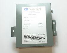 1x 4uF 3000VDC Paper Dielectric Capacitor 3000V DC 4mfd 3000 Volts 4 mfd 3kVDC