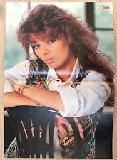 BRAVO POSTER Sandra - Michael Jackson - 80er Jahre !!!