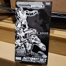 Transformers United Set Generations Deluxe g1 Takara Tomy Autobot Hot Rod Kup