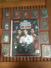 More details for topps f1 turbo attax 2020 complete set plus  all 11 limited editions  in album