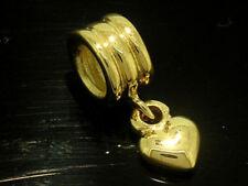 Love & Hearts European Fine Charms & Charm Bracelets