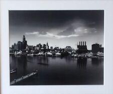 A. Aubrey Bodine Baltimore City Harbor Skyline Photographic Print 1964