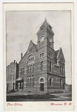 Canada, Post Office, Moncton N.B. Postcard, B166