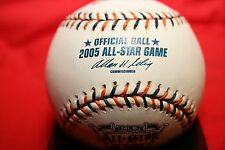 (1) 2005 OFFICIAL RAWLINGS ALL STAR GAME BASEBALL NEW UNUSED CHICAGO WHITE SOX A