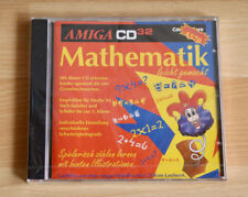 Mathematik leicht gemacht - AMIGA / Commodore CD³² /A570  CD-ROM