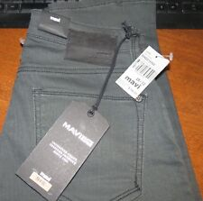 Mavi Jake Slim Skinny Leg Stretch Jean Gray W 28 L 32 NWT!!!