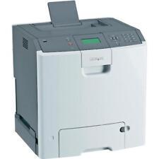 Lexmark C736n Farblaserdrucker A4 USB/LAN Netzwerk Farbdrucker
