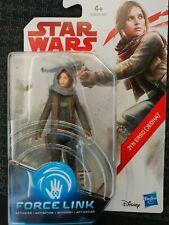 STAR WARS the last jedi figurine star wars JYN ERSO Force Link neuf
