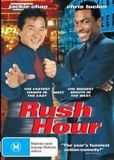 Rush Hour * NEW DVD * Jackie Chan Chris Tucker Elizabeth Pena