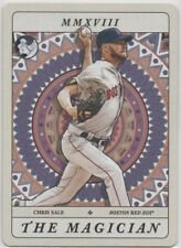 2018 Topps Gypsy Queen Tarot of the Diamond #TOD-4 Chris Sale