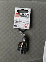 NEW Lego 854124: The Mandalorian Keychain (6337416) - Disney, Star Wars