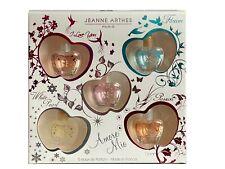 Gift Set Miniature Jeanne Arthes Amore Mia Passion 5x 7ml EDP Women Perfume