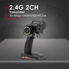 2.4G 2CH Sender Fernbedienung Radio Teile für Wltoys 12428/12423 RC Auto YO