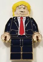 United States President Donald J Trump Standing Lego Challenge Coin (non NYPD)