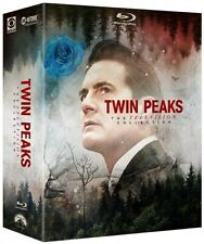 TWIN PEAKS TELEVISION COLLECTION New Blu-ray Complete Original Series + Return