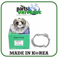 Coolant Water Pump for Chevy GMC Buick Cadillac Saab Pontiac Saturn V6 2.8L 3.6L